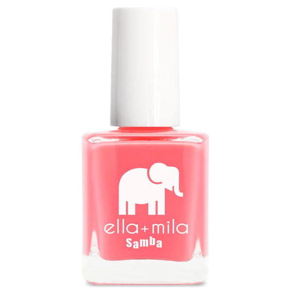 Ella + Mila Nail Polish Samba Collection - Pinktini