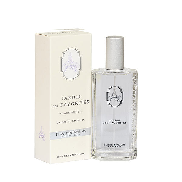 Plantes & Parfums Garden of Favorites Eau de Toilette