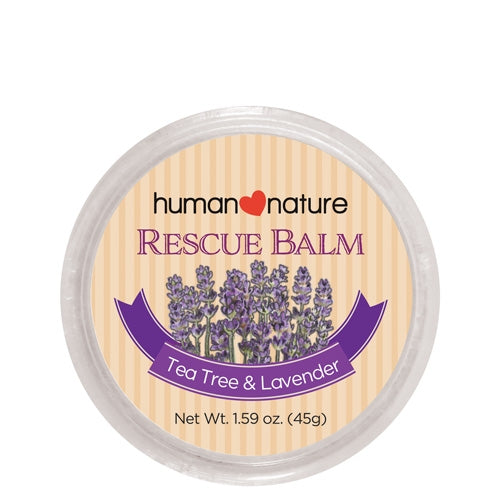Human Nature Rescue Balm 10g