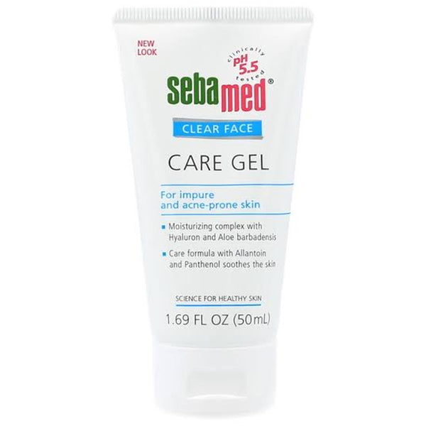 Sebamed Clear Face Care Gel 50ml