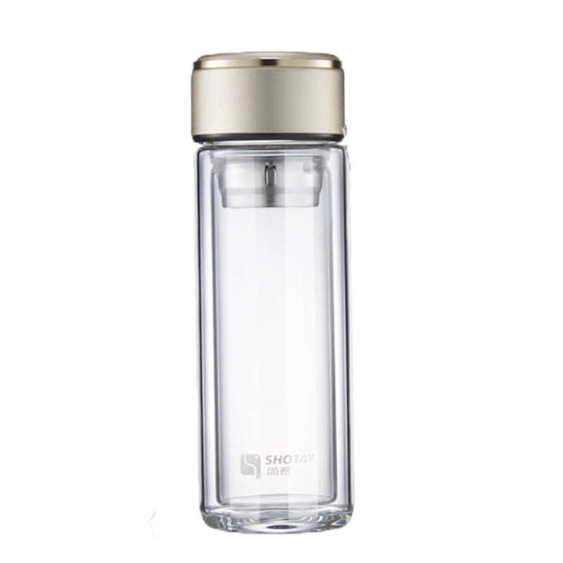 Double Glass Tumbler 365ml
