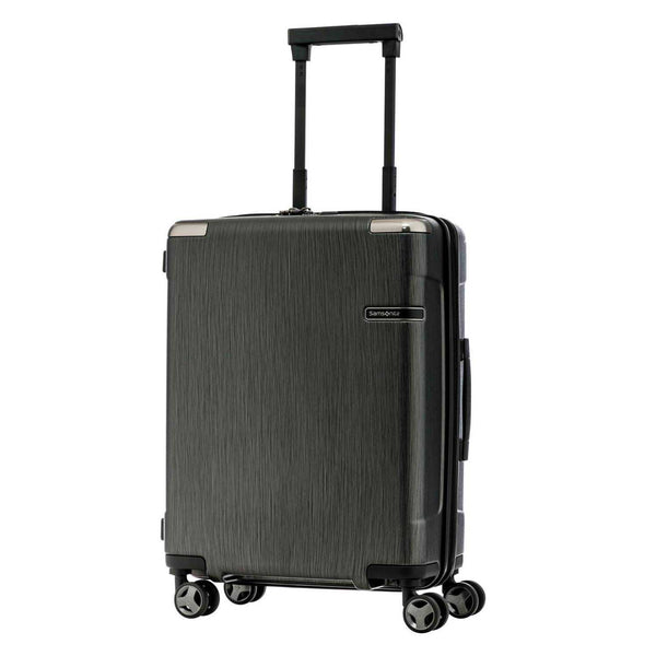 Samsonite EVOA Spinner (55/69/75cm) in Brushed Black