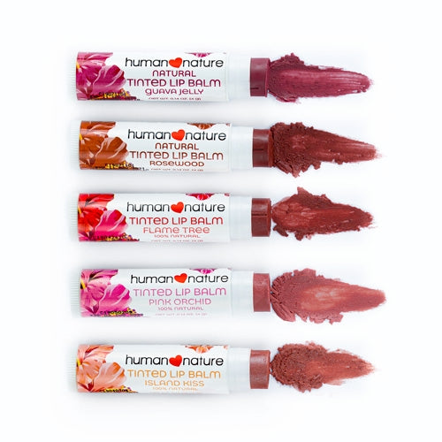 Human Nature Tinted Lip Balm 4g