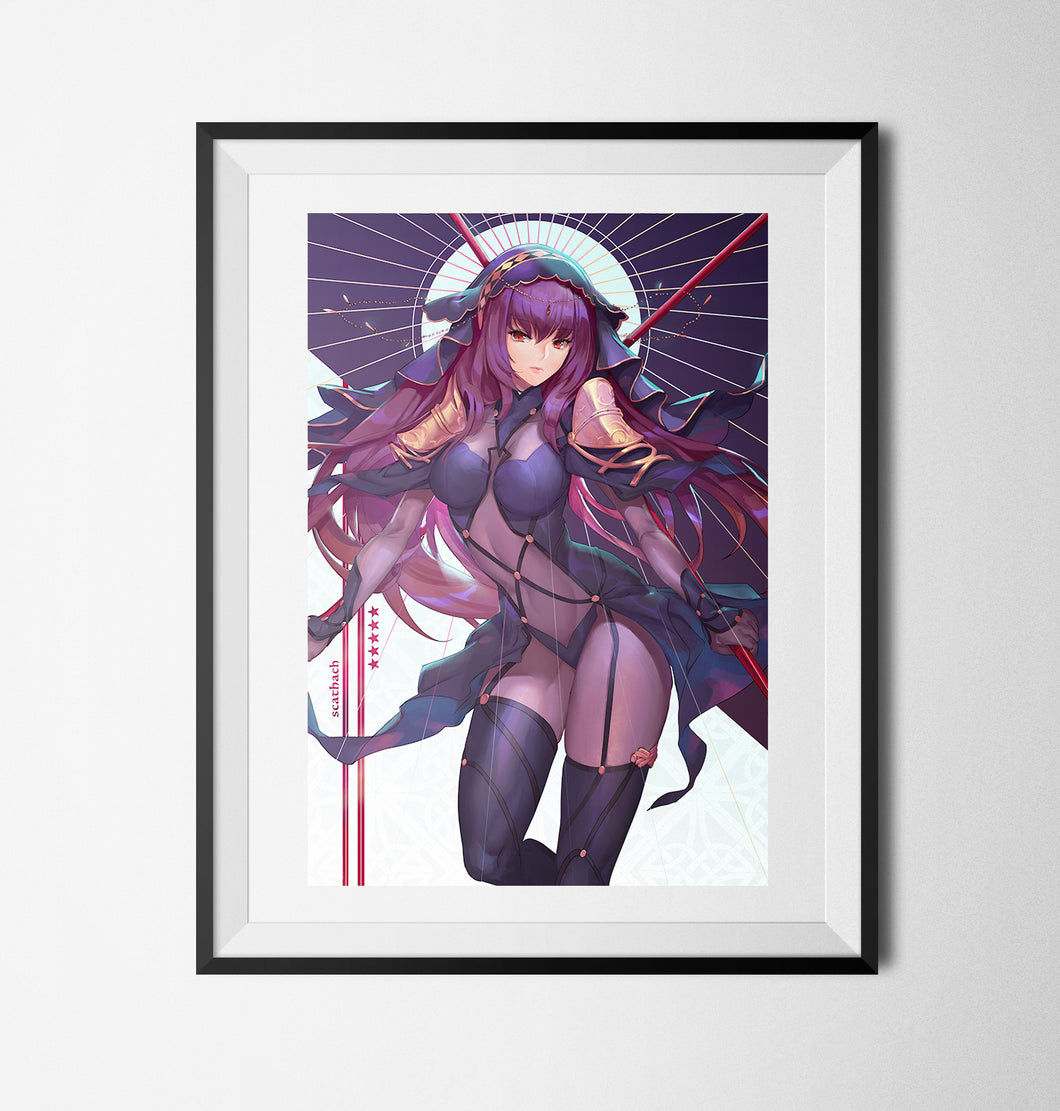 Lancer Scathach FGO