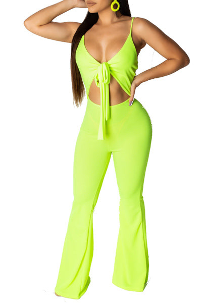 Sexy Strap Jumpsuit