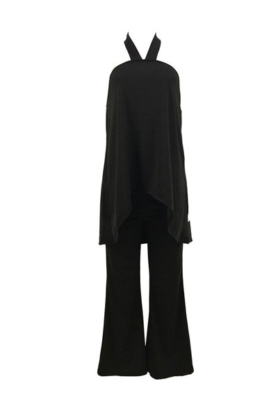 Irregular Wide Leg 2PCS Suit