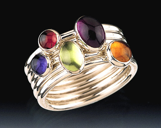 Spectrum Stacking Ring