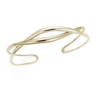 Tendril Cuff Bracelet