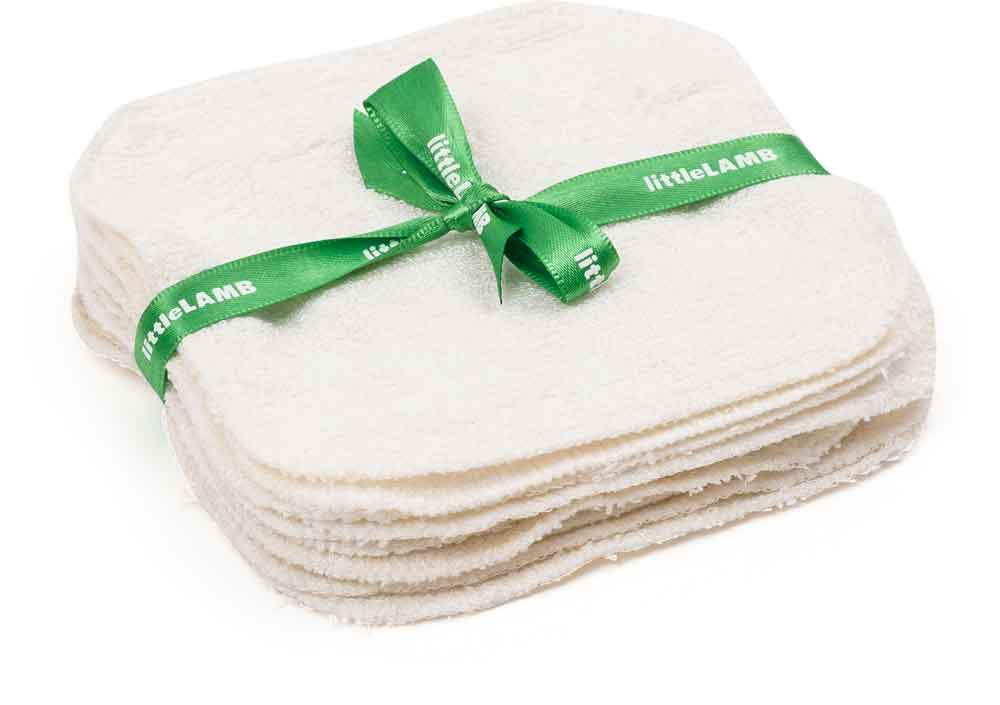 Bamboo Washable Wipes