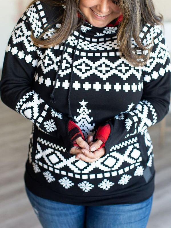 Spllove Sweatshirt - Deck the Halls