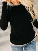 Spllove Sweatshirt - Basic Black