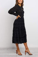Norman Dress - Black