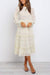 Norman Dress - Cream