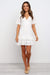 Lorella Dress - White