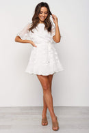 Myranda Dress - White
