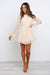 Yulani Dress - Beige