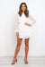 Yulani Dress - White