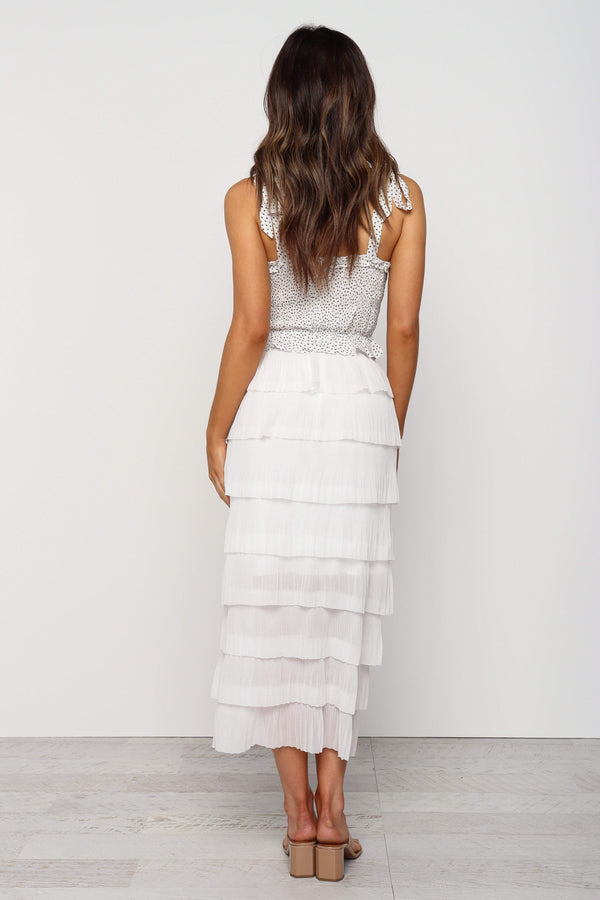 Napier Skirt - White