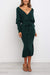 Bambina Dress - Emerald