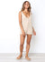 Lavigne Playsuit - Beige