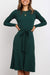 Astarla Dress - Emerald