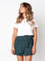 Meeka Skirt - Green