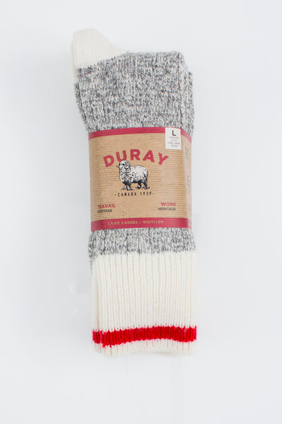 King Size Classic 3PP 50% Wool Socks