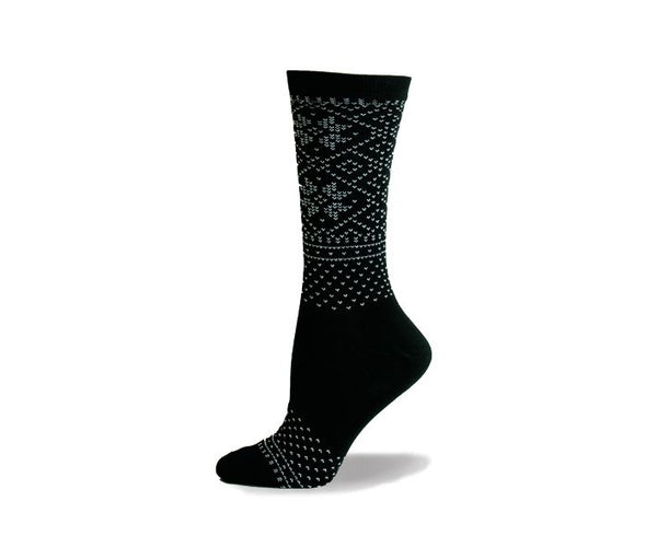 Ladies Bamboo Snow Sock