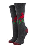 Unisex Cardinal Rules Recycled Cotton Sock