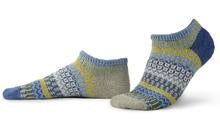 Unisex Chicory Recycled Cotton Ankle Sock