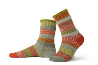 Unisex Desert Rose Recycled Cotton Sock