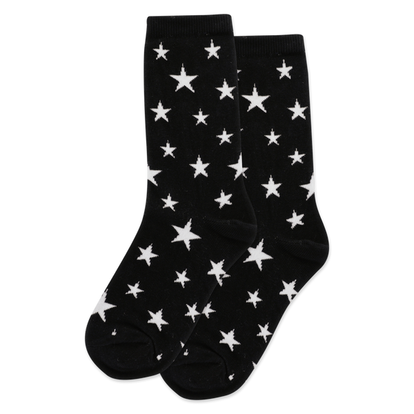 Kids Glow In The Dark Stars Sock