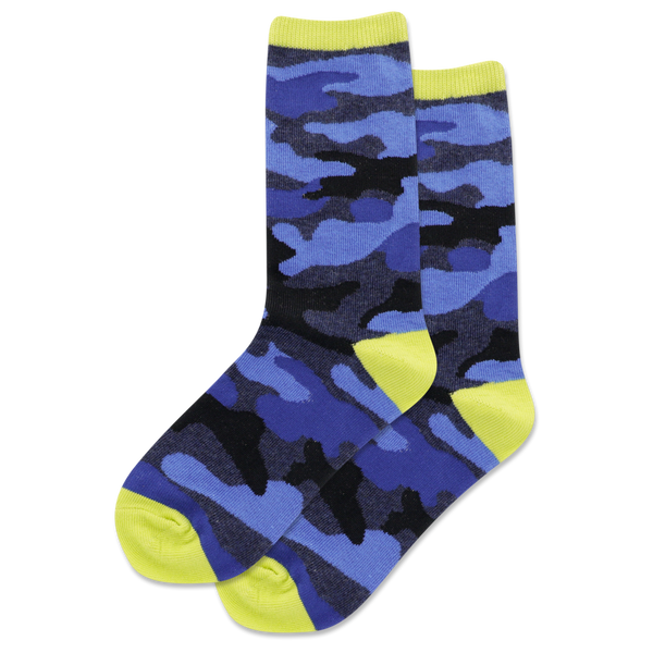 Kids Camouflage Sock