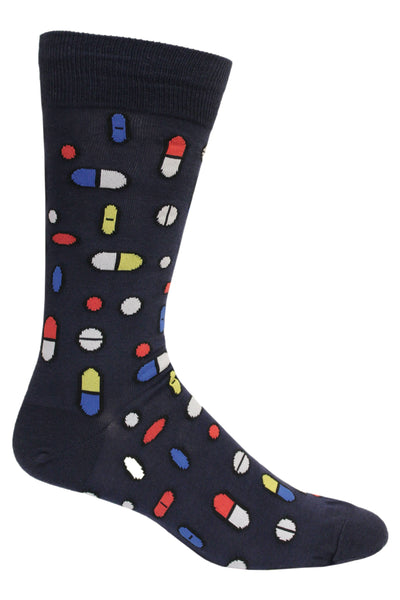 Mens Pills Sock
