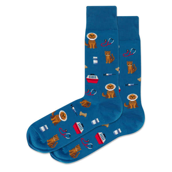 Mens Veterinarian Sock