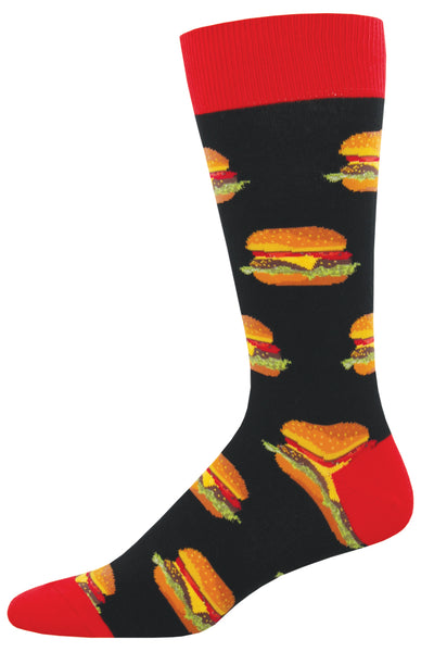 King Size Good Burger Sock