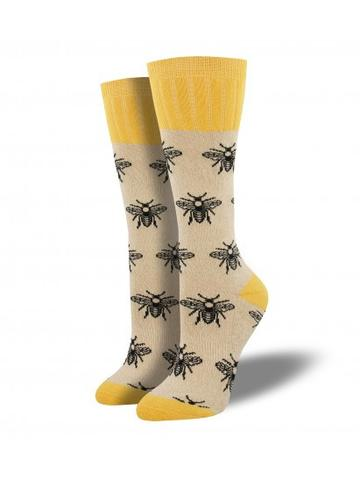 Ladies Bee Boot Sock