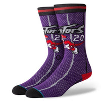 Mens NBA Raptors 96 Sock