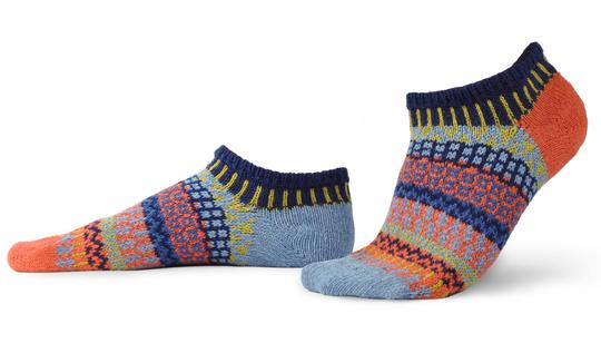 Unisex Masala Recycled Cotton Ankle Sock