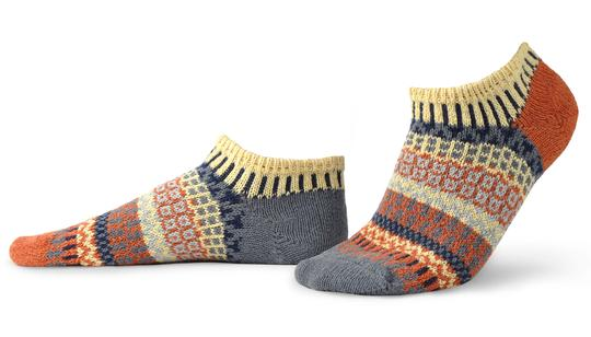 Unisex Nutmeg Recycled Cotton Ankle Sock