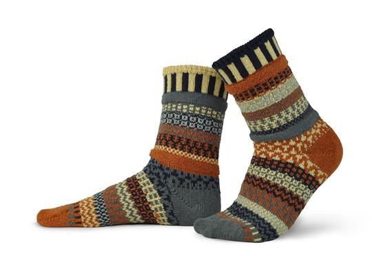 Unisex Nutmeg Recycled Cotton Sock
