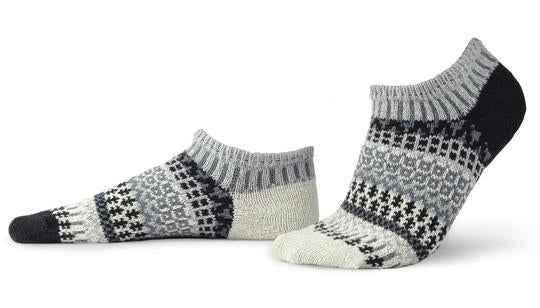 Unisex Pepper Recycled Cotton Ankle Sock