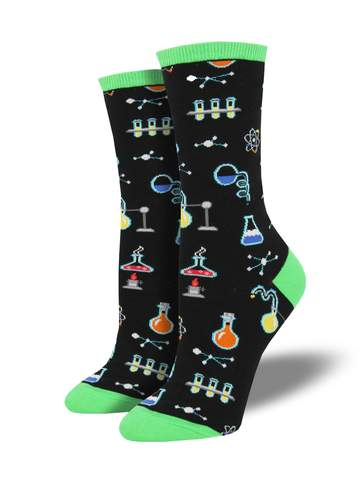 Ladies All The Solutions Sock