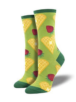 Ladies Heart Smart Breakfast Sock