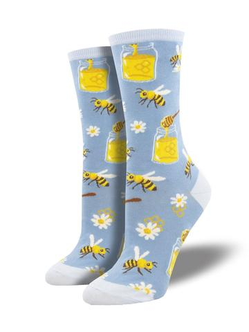 Ladies Bee My Honey Sock