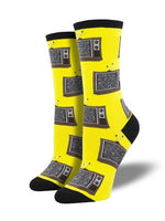 Ladies Retro TV Sock