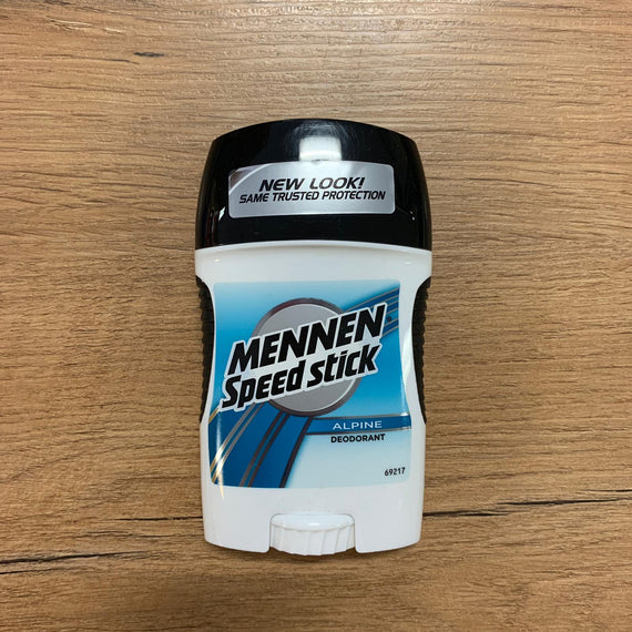 Mennen Speed Stick deodorant barbati Alpine