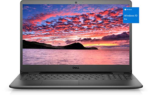 NEW 2021 Dell Inspiron 3000 Business Laptop, 15.6 HD LED-Backlit Display, Intel Celeron Processor N4020, 8GB DDR4 RAM, 1TB Hard Disk Drive, Online Meeting Ready, Webcam, HDMI, Win10 Pro, Black