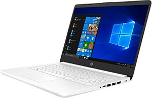 NEW 2021 HP 14-inch Laptop, Intel 2-Core N4020 up to 2.8 GHz, 4 GB RAM, 64 GB eMMC, WiFi, Webcam, Bluetooth, Windows 10 S with Office 365 Personal for 1 Year + Oydisen Cloth