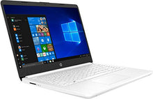 "Load image into Gallery viewer, HP Laptop, 14"" HD Screen, Intel Celeron N4020 Processor, 4GB DDR4 Memory, 64GB eMMC, Webcam, WiFi, Bluetooth, 1-Year Microsoft 365, Online Class/Online Meeting, Windows 10 Home, KKE 64GB Micro SD Card"